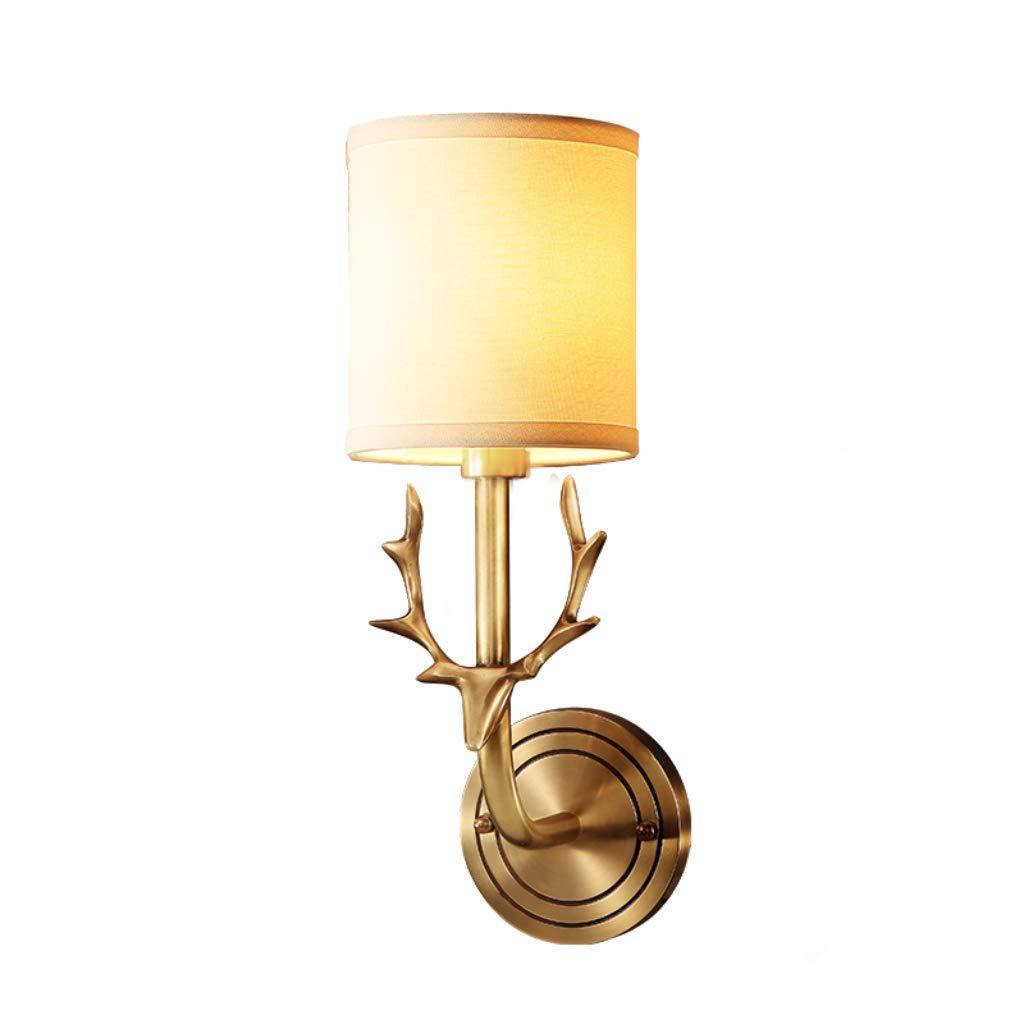 銅の壁ランプの寝室のベッドサイドランプのリビングルームの壁ランプ階段の壁ランプ B07N8DC5TZ B07N8DC5TZ, ヒガシムログン:784c9752 --- gallery-rugdoll.com