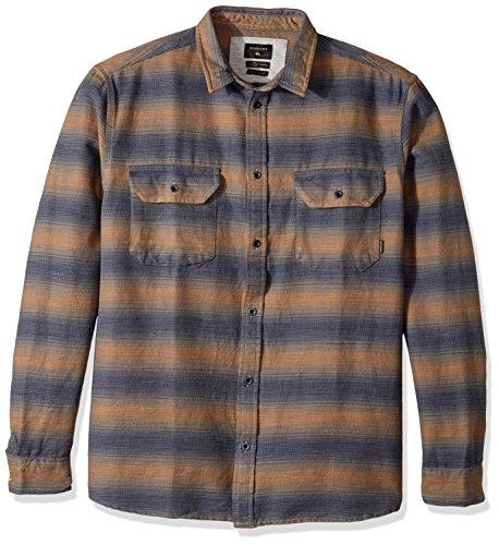 [해외]퀵실버 남성 더 스키 타운 플란넬 셔츠/Quiksilver Men`s Dusky Town Flannel Shirt