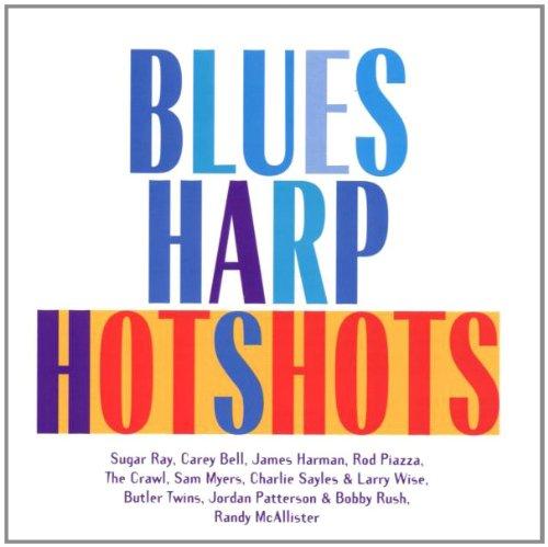 Blues Harp Hotshots by Easydisc