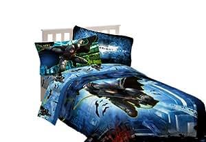 Warner Bros Batman Forced Darkness Twin/Full Comforter