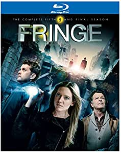 Fringe: Season 5 [Blu-ray]