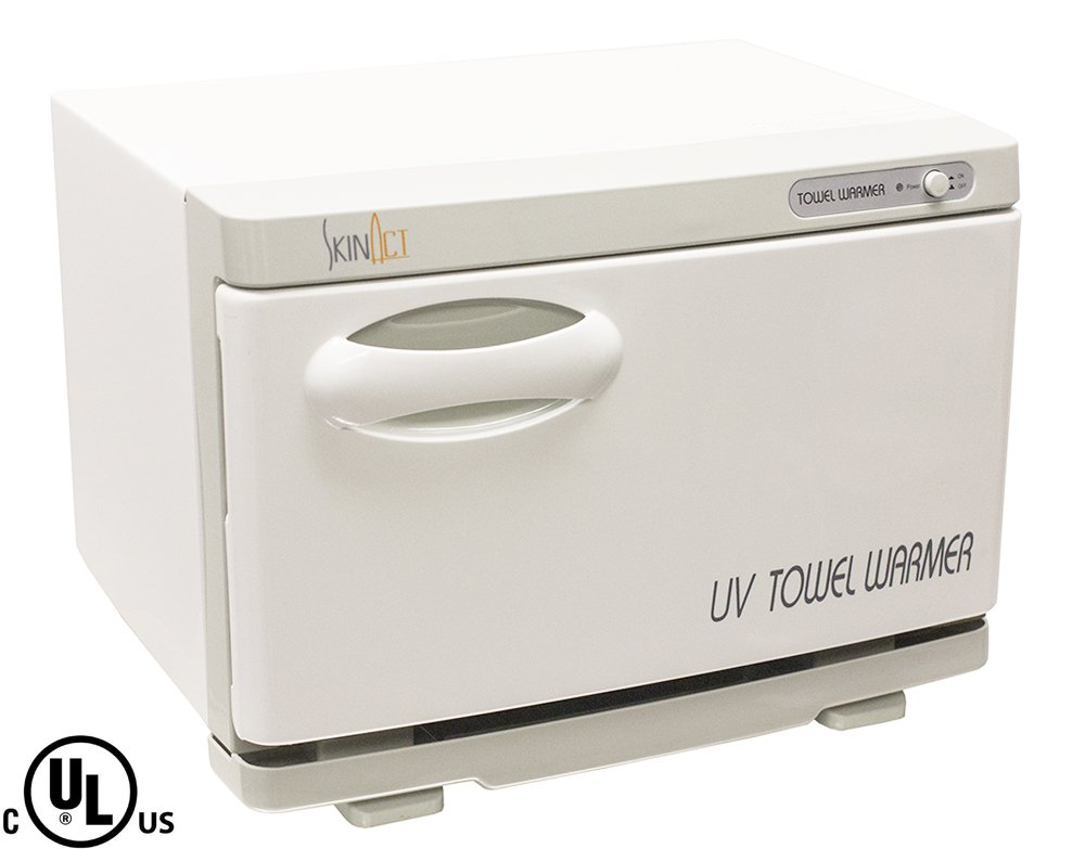 Skin Act Small Hot Towel Cabinet and UV Sterilizer with UL Approved