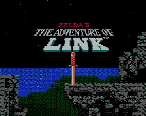 Zelda II - The Adventure of Link - 3DS [Digital Code]