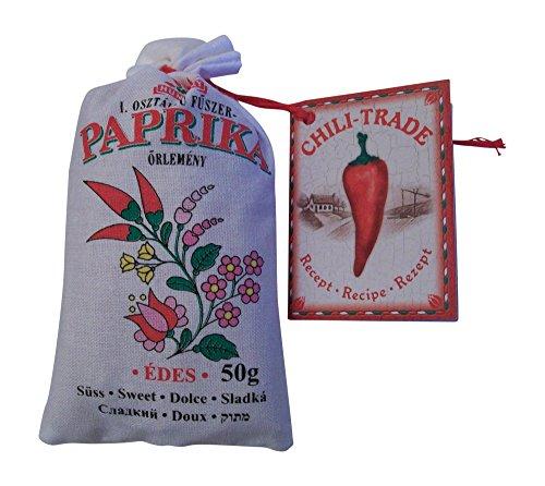 - Hungarian Sweet Paprika 50gr/1.76oz
