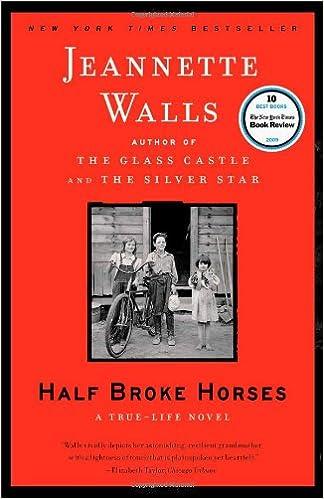 Jeannette Walls - Half Broke Horses Audiobook