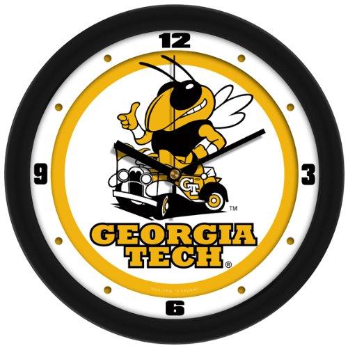 - SunTime NCAA Georgia Tech Yellow Jackets Traditional Wall Clock
