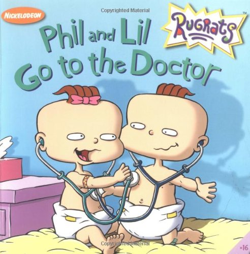 Phil and Lil Go to the Doctor (Rugrats)]()