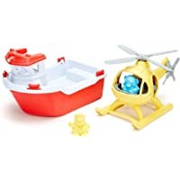 Green Toys Rescue Boat FFP