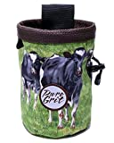 Pure Grit Moo Moo Chalk Bag (USA made) with Belt