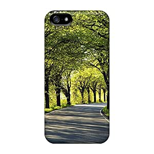 For Iphone Case, High Quality Germany Road For Iphone 5/5s Cover Cases