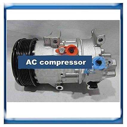 GOWE AC Compresor para Denso 5se12 C/Toyota Corolla Verso Avensis 1,8 AC