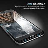 Purity Glass Screen Protector for iPhone 8 / iPhone 7 / SE 2020 (3-Pack) [w/Installation Frame] Tempered Glass Screen Protector Compatible with Apple iPhone SE 2nd Gen, 8, 7 (4.7-in) [Case