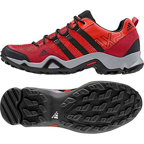 Adidas Outdoor Men's AX2 Red Hiking Sneakers 11 M