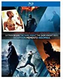 Christopher Nolan Director's Collection (Memento / Insomnia / Batman Begins / The Dark Knight / Inception / The Dark Knight Rises) [Blu-ray] by Warner Home Video