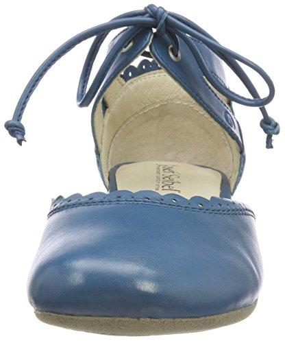 Josef Donna Sandali blau Alla 47 Seibel Con Caviglia Cinturino Fiona Oqwr8Bx1O