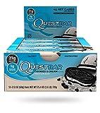 quest bars deals - QUEST BAR 24 Piece Bar, Chocolate Chip Cookie Dough, 1 Pound