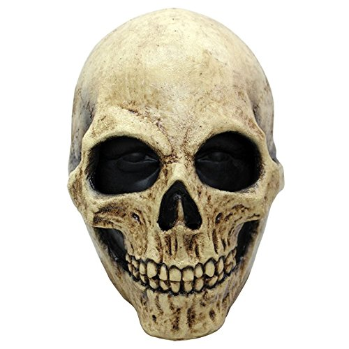 Bone Skull Mask (Halloween Skull Mask)