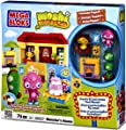 Moshi Monsters Monster House by Mega Bloks Inc