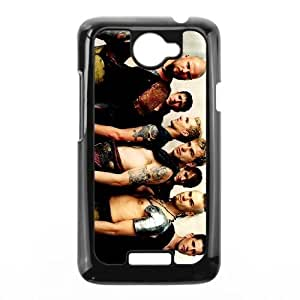 HTC One X Cell Phone Case Covers Black In Extremo UI8318517