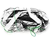 Liukouu Convenient Practical Durable PE Volleyball Net, Competition Volleyball Net, Backyard Playing for Outdoor Indoor Travel
