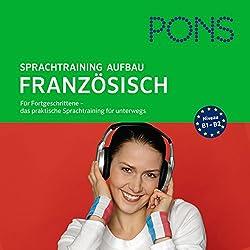 PONS mobil Sprachtraining - Aufbau Französisch