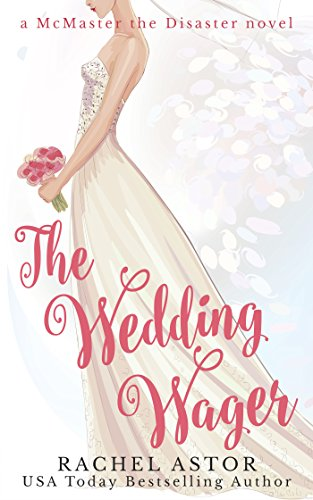 book cover of The Wedding Wager