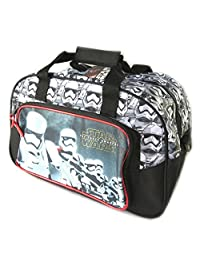 Sports bag 'Star Wars'black white - 41x24x23.5 cm (16.14''x9.45''x9.25'').