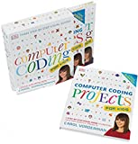 Computer Coding for Kids Carol Vorderman Collection 3 Books Bundle (Games, Projects)