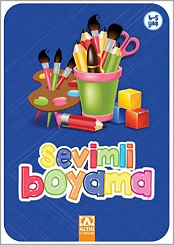 Sevimli Boyama Lacivert Kolektif 9789752119741 Amazon Com Books