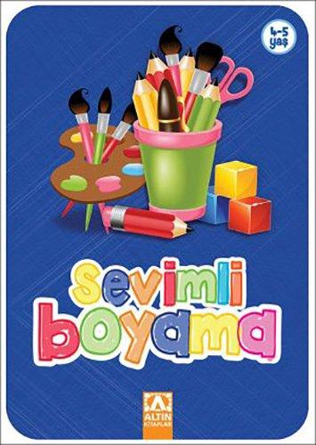 Sevimli Boyama Lacivert Kolektif 9789752119741 Amazoncom Books