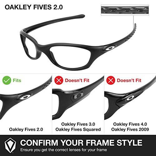 pour 2 Oakley 0 rechange de Verres Fives qXFwEBw
