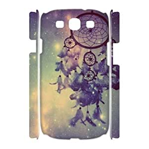 taoyix diy Colorful Dream Catcher 3D-Printed ZLB529089 Personalized 3D Phone Case for Samsung Galaxy S3 I9300