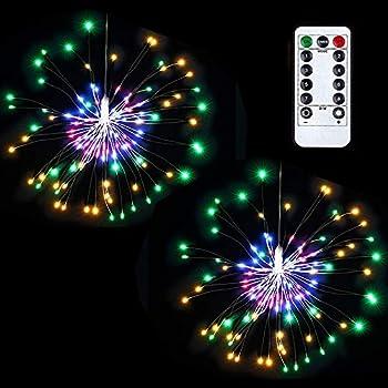 Amazon Com Firework Light 2 Pack Battery Operated