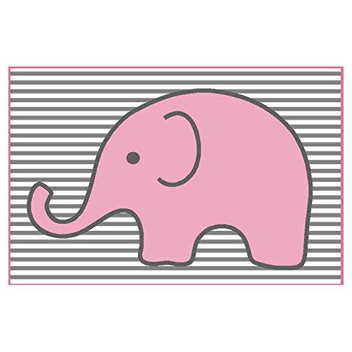 Bacati-Elephants-Rug
