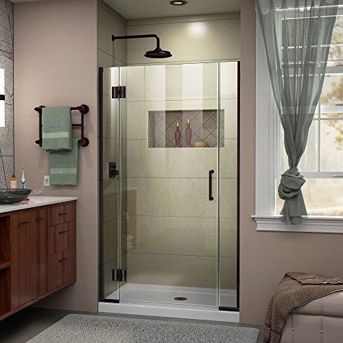 39 inch shower door - 4