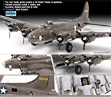 1/72 USAAF B-17E Pacific Theater #12533 Academy