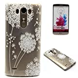 LG G3,LG G3 Cover,For LG G3,LG Optimus G3,LG G3 Hard Case,LG G3 Hybrid Case,Leopardcases Flower Hard Plastic Back Case Protective Skin Cover for LG G3