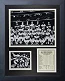 "Legends Never Die ""1974 Oakland Athletics World Series Champions Framed Photo Collage, 11 x 14-Inch"