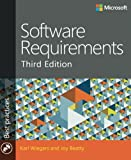 Software Requirements 3rd Edition