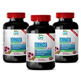 Product review for antioxidant anti aging - Echinacea & Goldenseal Root 300MG - goldenseal bulk - 3 Bottles (300 Capsules)