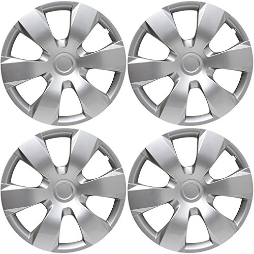 OxGord Hub-caps for 07-11 Toyota Camry  Wheel Covers 16 inch