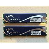 G.SKILL 4GB (2 x 2GB) 240-Pin SDRAM DDR2 800 (PC2 6400) Dual Channel Kit Desktop Memory Model F2-6400CL5D-4GBPQ