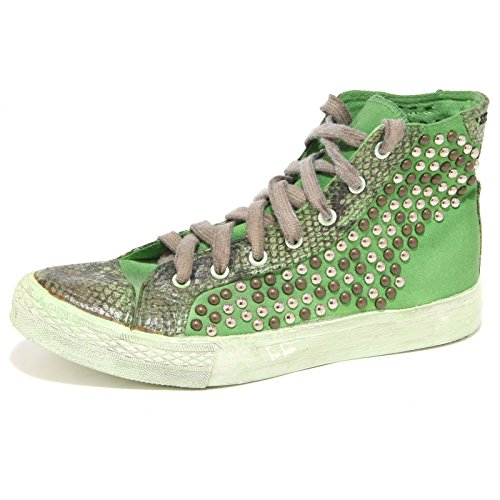 61482 sneaker STUDS WAR TAYLOR BORCHIE VINTAGE scarpa donna shoes women [40 EU-6.5 UK]