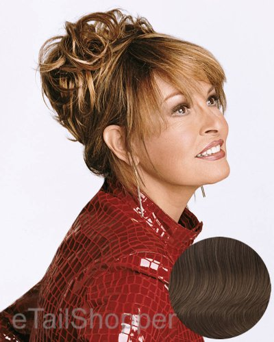Aperitif by Raquel Welch Hairpieces,Pecan Brown