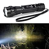 UltraFire 18650 Flashlight with 4PCS UFB22 3.7v