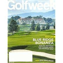 Golfweek Magazine May 25, 2015 - Blue Ridge Bonanza