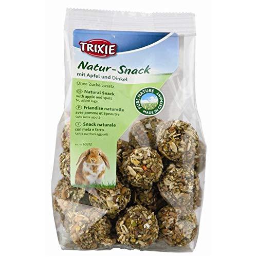 Trixie - Pelotas Con Manzana Cereal, 0.15KG