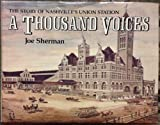 A Thousand Voices, Joe Sherman, 0934395497