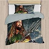 Eqiaoqukeq Home Fashion Designs,Aquaman Justice