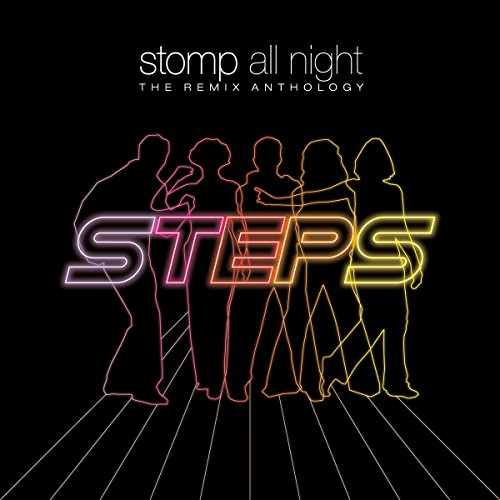 Steps - Stomp All Night The Remix Anthology - (STEPSMIX 001) - 3CD - FLAC - 2016 - WRE Download